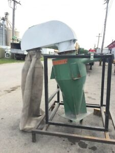 Granutec Cyclone With Dust Collector Bag