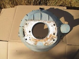 Trans Dapt Ford Fe Engine To Ford Truck Transmission Ae 8 Adapter Bell Housing