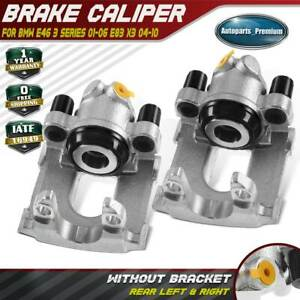 2x Disc Brake Caliper For Bmw E46 330ci 330i 01 06 E83 X3 04 10 Rear Left Right