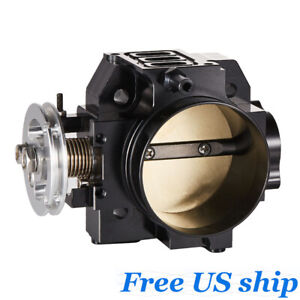 70mm Aluminum Throttle Body For Integra Rsx Dc5 Civic Si Ep3 K20 K20a K Series
