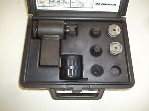 Kent Moore J 29803 A Brake Line Flaring Tool Metric Iso Bubble Made In Usa