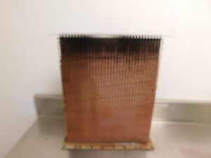 John Deere Unstyled A Ar Ao Tractor Reproduction Radiator Core Aa396r 13060