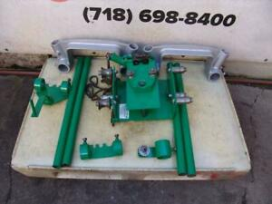 Greenlee 1802 Bending Table For 885 884 777 883 Bender Great Shape