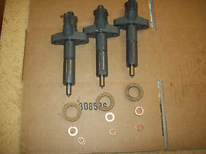 Ford Tractor Injector Kit 2610 2810 3610 3910 Many More New No Core