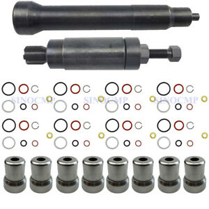 Injector Sleeve Cup Removal Tool Install Kit Fit Ford 2003 2010 Powerstroke 6 0l