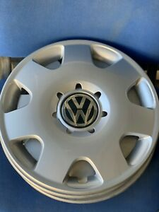 Volkswagen Polo 14 Hub Cup Genuine