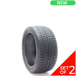 Set Of 2 New 275 40zr19 Michelin Pilot Sport A s 3 101y 9 5 32