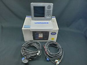 Lowrance HDS 5 LAKE INSIGHT GEN 2 GPS/Fishfinder Nav Complete Set-up w/Box