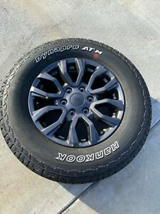17 17 Inch Ford Ranger Oem 2019 Fx 4 Gray Wheels Rims Tires New 2020 Lariat