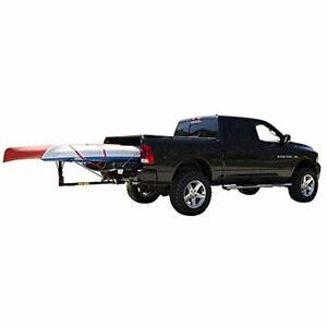 Pick Up Truck Bed Hitch Extender Extension Rack Ladder Kayak Canoe Boat 400 Lb
