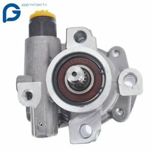 New Power Steering Pump For Chevrolet Prizm Toyota Corolla 1998 2000 1 8l Dohc