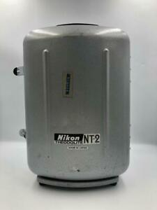 Nikon Theodolite Nt 2 With Carry Case