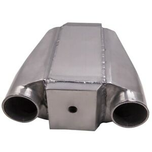 Bar Plate Front Water To Air Intercooler 11 x9 5 x3 5 2 5 Air In outlet