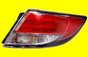 Right Outer Tail Light For Mazda 6 2009 2013 Gs3l51150j Ma2805108