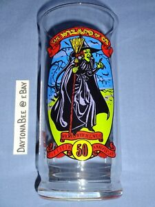 Wizard of Oz Wicked Witch Of West Glass Coca-Cola 50th Anniversary 1989 Tumbler