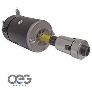 New Starter W Drive For Ford Farm Tractor 2n 42 47 8n 47 52 9n 39 43 8n 11001