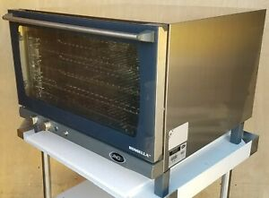 Unox Xaft 193 Full Size 4 Shelf Countertop Electric Convection Oven W Humidity