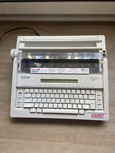 Brother Ax 600 Electronic Typewriter