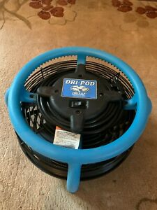 Dri eaz Dri pod Direct Flow Floor Dryer