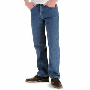 NEW LEE RELAXED FIT 2055544 5 POCKET JEANS $24.99