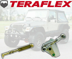 Teraflex 231 Transfer Case Shift Linkage Adapter Kit For 97 02 Jeep Wrangler Tj