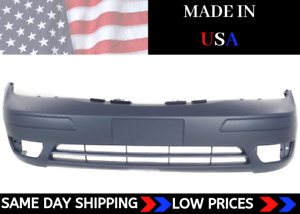 New Primered Front Bumper Cover For 2005 2007 Ford Focus Ships Today