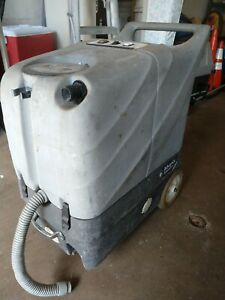 As Is Advance Aquapro Carpet Cleaner Extractor as Is
