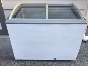 Commercial Ice Cream Freezer Caravell 306 995
