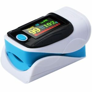 Blood Oxygen Monitor Saturation Heart Rate Portable Measuring Health