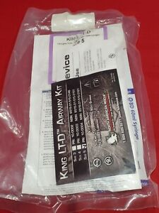 North American Rescue Nar King Lts d Airway Kit size 4 Pn 10 0003 Emt Ems Als