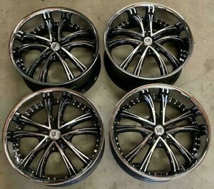 Lexani Wheels rims 24 Inch 5x150 35mm Lexus Lx Toyota Sequoia tundra