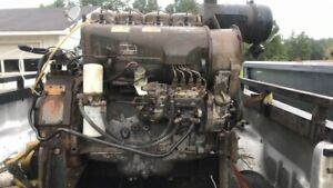 Deutz 4fl912 Air Cooled Diesel Engine 68hp