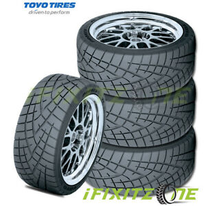 4 Toyo Proxes R1r 225 45zr16 89w Extreme Performance Summer Tires