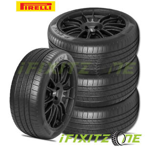 4 Pirelli P Zero All Season 215 55r 17 Tires Ultra high Performance 500aa New