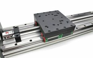 Motion Constrained Act pg 150 Ball Screw Linear Actuator Up To 2500mm Stroke