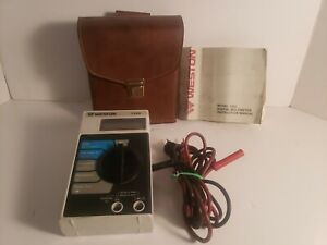 Weston Multimeter Model 7320
