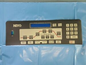 J m Ney Sunfire 10 45 Dental Porcelain Furnace Touch Panel