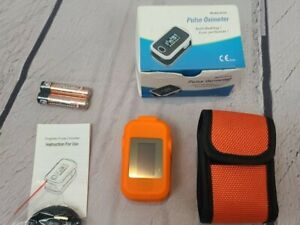 Aeon Technology A310 Finger Pulse Oximeter For Sports And Aviation orange