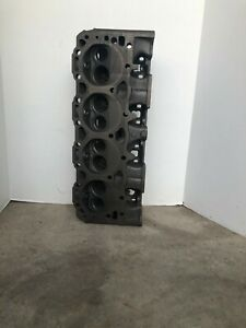 1980 84 Chevy 5 0 305 Cylinder Head 14014416 Clean crack Check Core 1 84 X 1 5