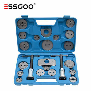 23 Pieces Set Universal Car Disc Brake Caliper Piston Rewind Wind Back Tool Kit