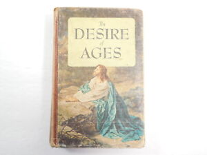 The Desire of Ages by Ellen G. White 1956 Pacific Press Good $14.95