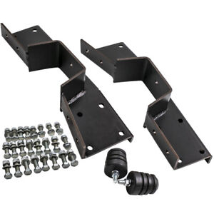 Rear C Notch Kit For Chevy Silverado 1500 Classic Nbs Body 2001 2007 2003