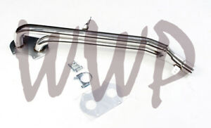 Performance Exhaust Header System For 79 85 Mazda Rx 7 Rx7 Sa Fb 1 1 1 2l 12a