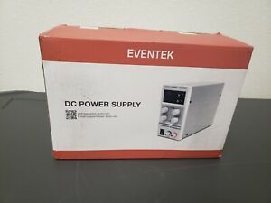 Dc Power Supply Variable Eventek Kps305d Adjustable Switching Regulated Power