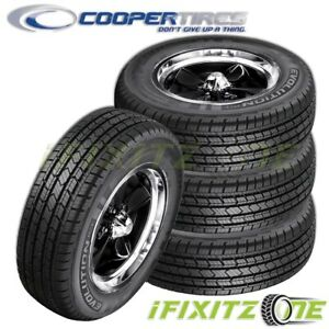 4 Cooper Evolution H T Highway All Season 235 65r17 104t Suv Cuv M S Rated Tires