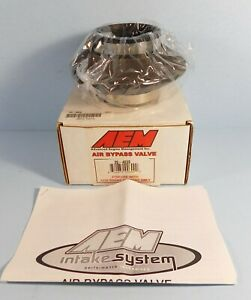 Aem 3 00 In Universal Cold Air Intake Bypass Valve 20 403s