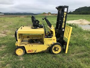 Hyster E70z Electric Forklift For Parts