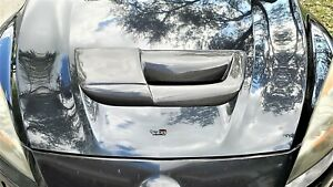 Rpg 2 Stage Reverse Carbon Hood Scoop For 2010 2013 Mazdaspeed 3 Mazda 3 Mps