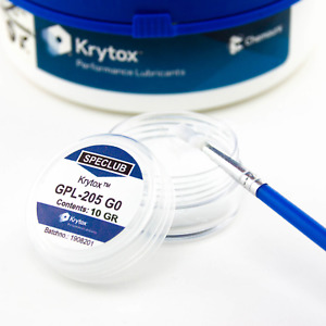 10 Gr Krytox Gpl 205 Grade 0 Switch Lube Linear Switches Gpl205g0 Usa Stock