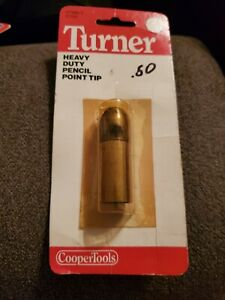 Turner Propane Torch Tip Heavy Duty Pencil Point Soldering Tip Nos Coopertools